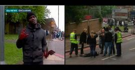 22. Asesinado un militar en plena calle de Londres.