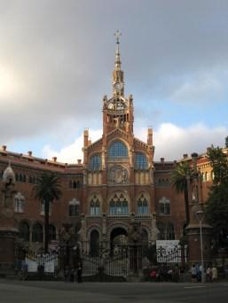7. Dimite la cúpula del Hospital de Sant Pau (A. Pelayo)