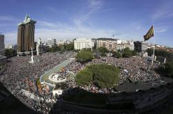 27. 200.000 personas claman a favor de la doctrina Parot (Efe)