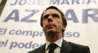 19. Aznar pide cárcel para Mas si hace la consulta (Efe)