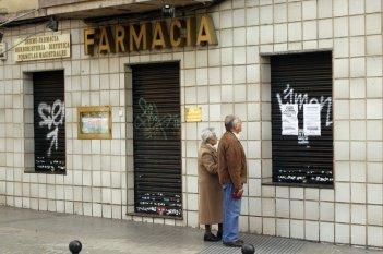 7. Las farmacias catalanas vuelven a cerrar contra los impagos (Tricobell)