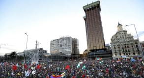 22. Multitudinaria marcha por la dignidad en Madrid (Juan Manuel Prats)