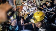 14. 200 mineros muertos en una explosión en Turquía