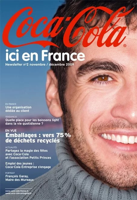 Coca-Cola ici en France : le numéro 2 disponible