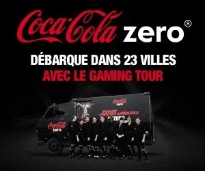 Coca-Cola Zéro Gaming Tour 2011