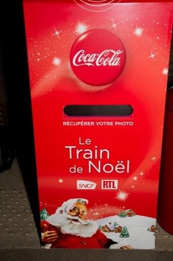 Train Coca-Cola, 15 décembre 2011