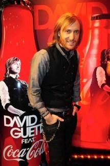 David Guetta présente la Club Coke 2012 aux NRJ Music Awards