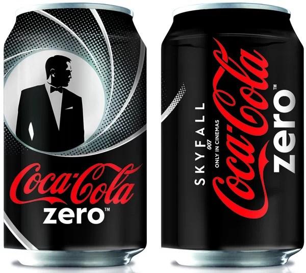 Le Coca-Cola Zéro Zéro 7 de retour en fin d'année (mise à jour)