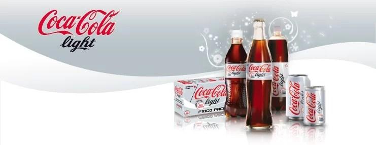 30 ans de publicités Coca-Cola Light