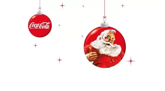 Les Vitrines de Noël Coca-Cola 2012