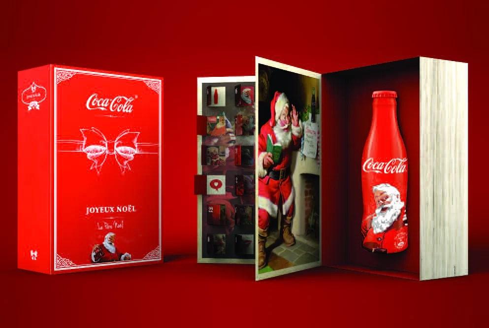 Coffret collector Coca-Cola Noël 2013 : une édition limitée disponible dès le 25 novembre