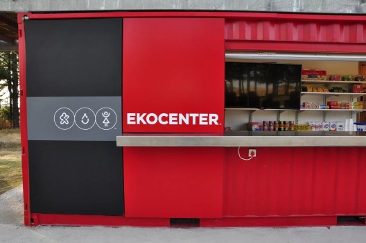 Coca-Cola Ekocenter