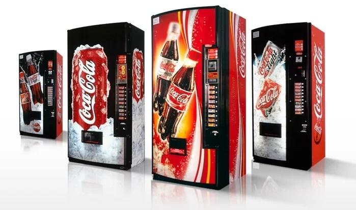 L'activité de distribution automatique de Coca-Cola va être cédée