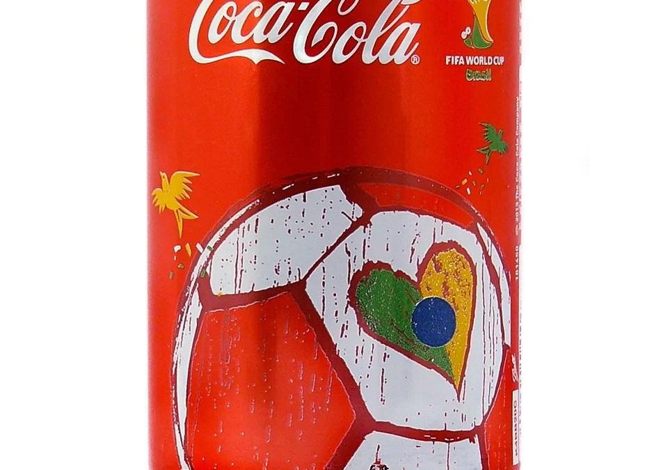 Découvrez la canette Coca-Cola – Coupe du Monde 2014