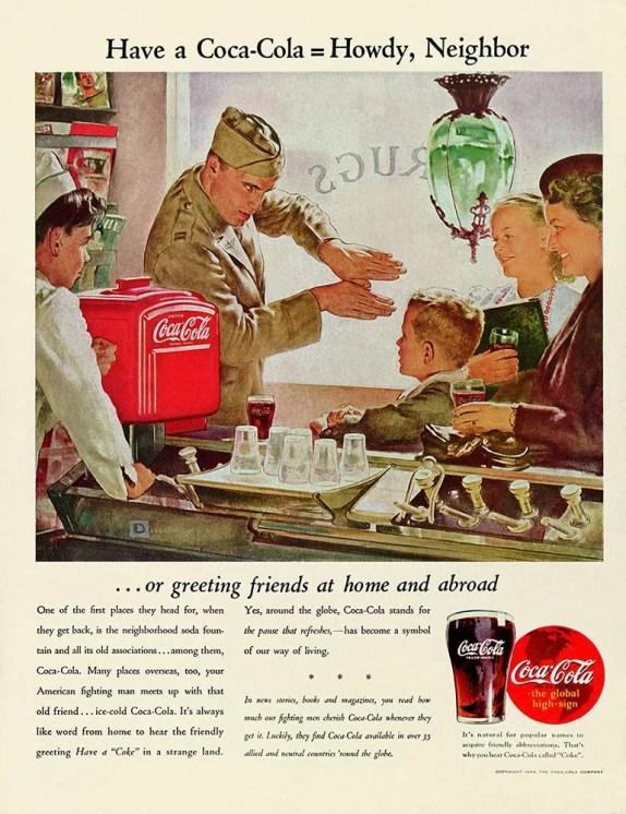 Publicité 1945