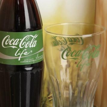 Coffret collector Coca-Cola Life