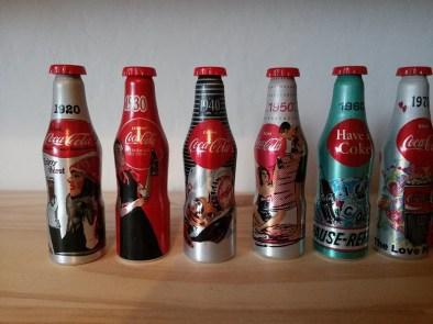 Mini-bouteilles de Coca-Cola