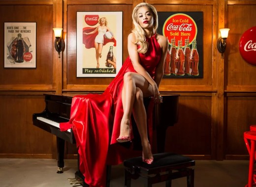 Rita Ora, nouvelle égérie de Coca-Cola