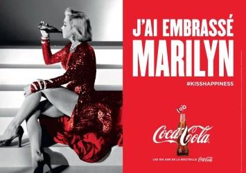 Coca-Cola - J'ai embrassé Marilyn