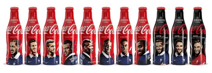 UEFA Euro 2016 : coffret Coca-Cola collector