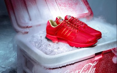 Collaboration entre Coca-Cola et Adidas