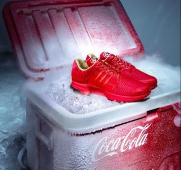 Coca-Cola x Adidas - ClimaCool 1