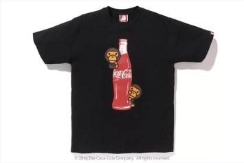 Tee-shirt Bape x Coca-Cola