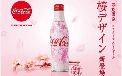 Bouteille Coca-Cola Collector pour fêter le « Hina matsuri » au Japon