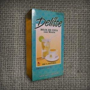 buy coca tea with mint menta