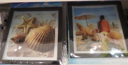 セリア 貝殻 インテリア