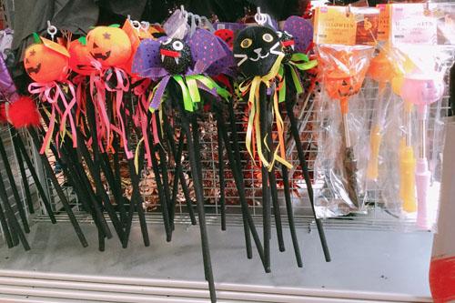 ハロウィン 仮装 子供 100均 ダイソー