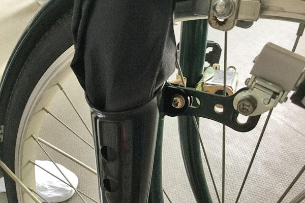 自転車 傘 持ち運び ダイソー 傘ホルダー