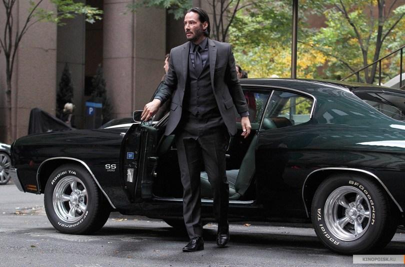 Keanu Reeves-John Wick
