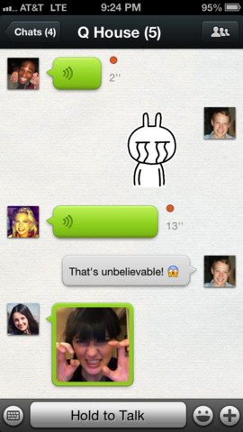Photo of WeChat, uma alternativa ao Whatsapp