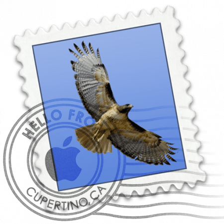 "Photo of Anexos como ""Anexos"" no Mail do OS X"