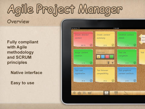 Photo of Ágil? SCRUM? There's an App for That!