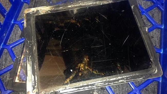 Photo of iPad que explodiu não era um Air
