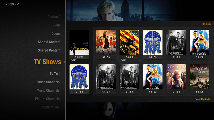 Photo of Plex Home Theater 1.0 Mac/Win na Área