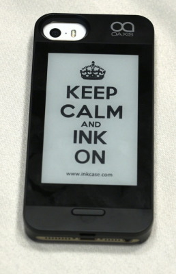 Photo of inkCase, Case com 2º Tela