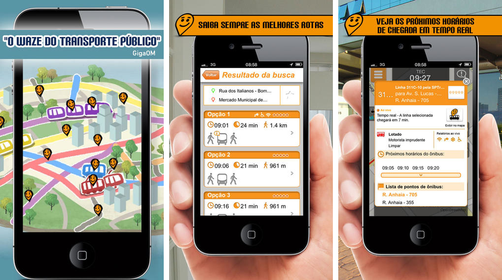Photo of Moovit, o Waze dos Transportes Públicos