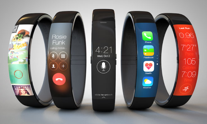 Photo of iWatch em Setembro?!
