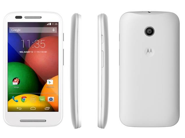 Photo of Hands-on Moto E