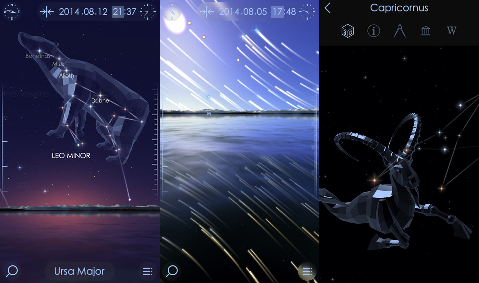 "Photo of Star Walk 2, ""continuação"" de Star Walk"