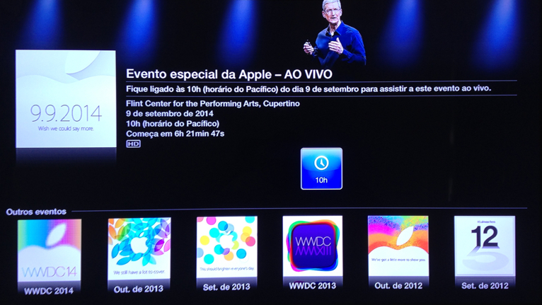 Photo of Apple TV já está pronta para Wish We Could Say More