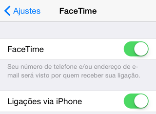 Photo of Como desabilitar as Ligações via iPhone no iPad ou  Mac