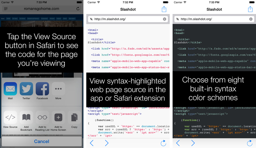 Foto de Como ver o Código Fonte HTML no Safari do iOS