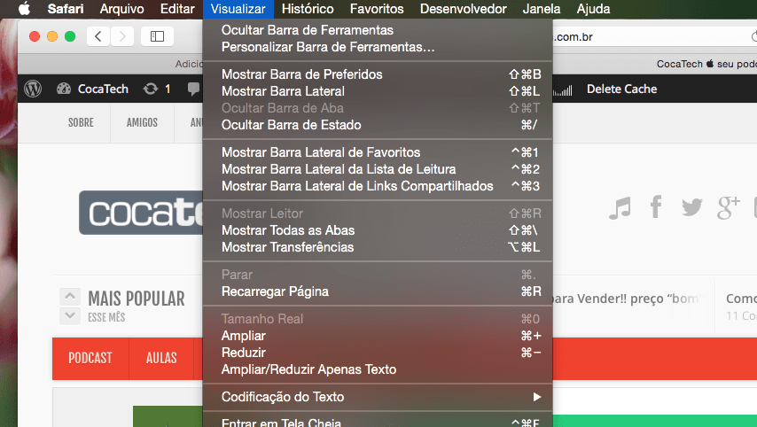 Photo of Como habilitar o Dark Mode(modo escuro) no OS X