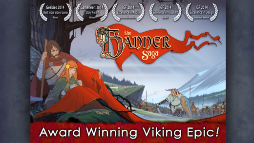 Photo of The Banner Saga, RGP Viking