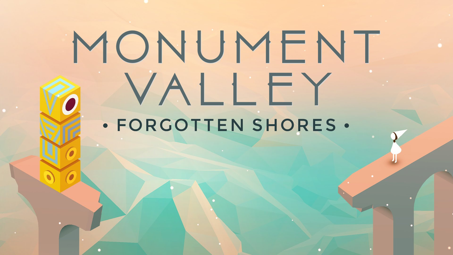 Photo of Monument Valley: expansão(in-app) Forgotten Shores na área, USD 2