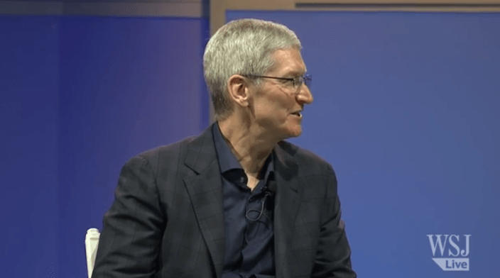 Photo of Tim Cook na WSJD: Apple Pay, Apple Watch e muito mais